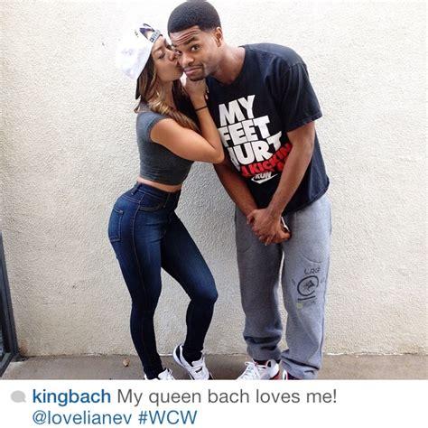 King Bach Girlfriend