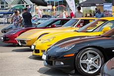 Corvette Friends Corvette Und Us Car Treffen Sonntag