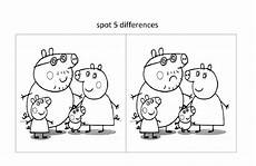 spot the difference worksheets for kids activity shelter
