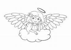 Malvorlagen Engel Einfach Engel Betet 4 Ausmalbild Malvorlage Religion Within