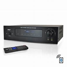 digital radio receiver test pyle bluetooth 5 1 channel hdmi digital stereo receiver