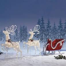 Reindeer Decorations Outdoor by Decorations Reindeer Outdoor 17 Agustus 2017