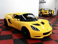 2011 Lotus Elise SC
