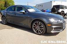 2018 left audi s4 gray pearl metallic for sale stock no 59440 left used cars exporter