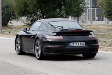 2015 Porsche 911 Turbo Getting Facelift