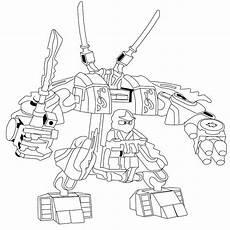 Ausmalbild Lego Roboter Ausmalbilder Lego Ninjago Roboter 28 Images Die Besten
