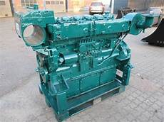 used volvo penta tmd120ak 6 cyl motor engines for sale