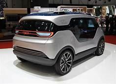 AKKA Link&ampgo 20 Electric Self Driving Concept Designed
