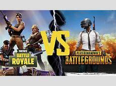 PUBG vs Fortnite Battle Royale!   Detayl? Kar??la?t?rma