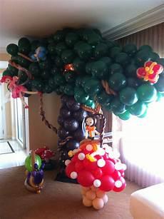pixie dust tree balloons 5 balloons