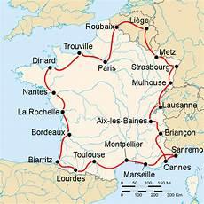 distance bordeaux 1948 tour de