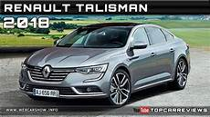 2018 Renault Talisman Review Rendered Price Specs Release