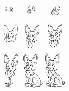 malvorlagen hunde quiz kostenlose malvorlage hunde wie malt einen hund zum
