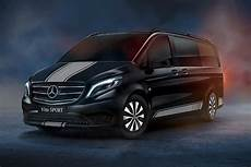 New Range Topping Mercedes Vito Sport Launched Auto