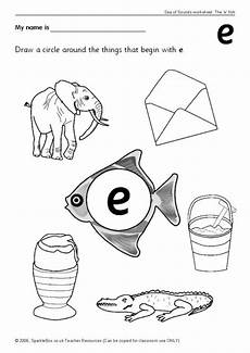 letter e beginning sounds worksheets 24099 related resources