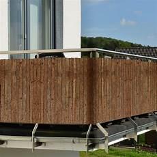 sichtschutz für balkon sichtschutz rinde sichtschutzmatte sichtschutzzaun