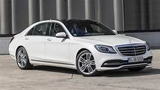 2018 Mercedes S Class Drive Flawless Flagship