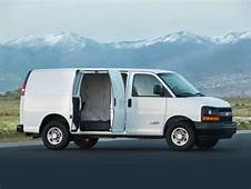 2017 Chevrolet Express 2500 Models Trims Information