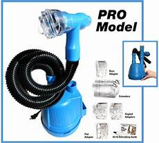 com haircut pro vacuum haircutter blue hair cutting kits