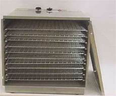 stainless steel 10 tray food dehydrator ebay