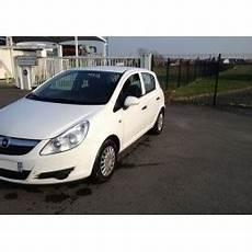 Opel Corsa 1 2 Essence 5 Portes