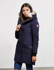 womens canadian goose winter coats best canada goose rossclair padded parka jacket canada