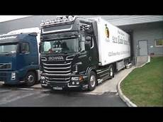Scania R730 V8 Claude Janvier