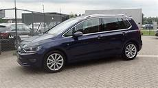 Volkswagen Sportsvan Highline 2017 2018 Atlantic Blue