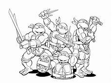 Kostenlose Malvorlagen Turtles Mutant Turtles Coloring Pages Ausmalbilder