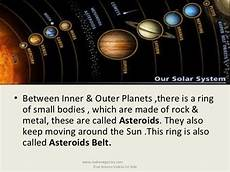 best ppt solar system