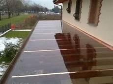 copertura trasparente per tettoia tettoie in alluminio e policarbonato compatto trasparente