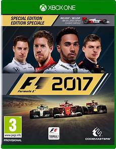 bol f1 2017 special edition xbox one codemasters