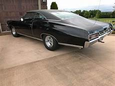 For Sale Black 1967 Chevrolet Impala Ss427 Gm