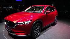 mazda cx 5 2018 2018 mazda cx 5 exterior and interior geneva motor