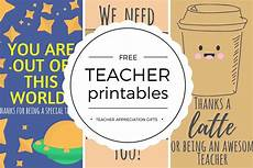 thank you card for teachers template free printable appreciation thank you cards quan