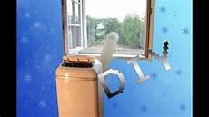 klimagerät mit abluftschlauch klimaanlage fensterdurchf 252 hrung fenster abdichten diy