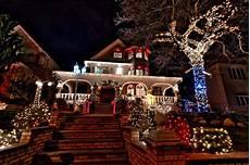 Häuser In Amerika - dyker heights in new york wo weihnachten zu hause ist