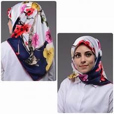 Jual Segi Empat Turki Original Scarf Turki Jilbab