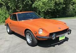 1973 Datsun 240Z For Sale On BaT Auctions  Sold