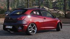 seat ibiza cupra add on gta5 mods