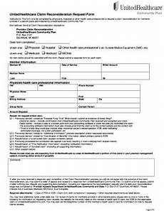 united healthcare corrected claim form united health care claim forms print fill online printable fillable blank pdffiller