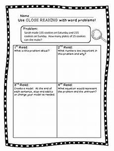 step word problem worksheets 4th grade 11472 4th grade multi step word problems reading by math in md