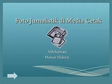foto jurnalistik di media cetak