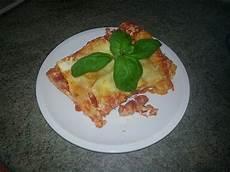 Vegetarische Lasagne Rezept - vegetarische lasagne al forno gloryous chefkoch de