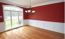 raufasertapete streichen ideen dining room paint this photo is of a dining room