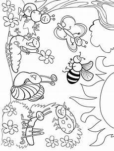 bojanke za decu insekti
