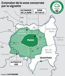 Les Vignettes Crit Air 233 Tendues 224 La M 233 Tropole Du Grand