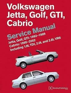 manual repair autos 1999 volkswagen jetta regenerative braking volkswagen jetta golf gti 1993 1994 1995 1996 1997 1998 1999 cabrio 1995 1996 1997