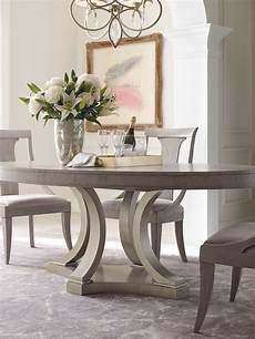 Rachael Home Cinema Collection Pedestal Dining Table