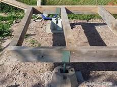 construction d une remise en bois fondation d un abri 224 bois fondation d une remise 224 bois